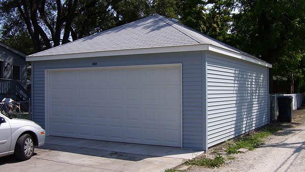 chicago garage builders