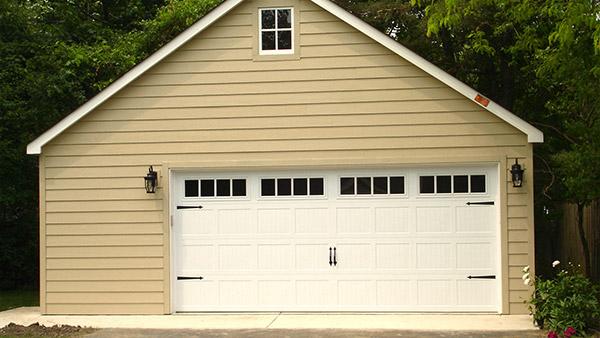 gable garage