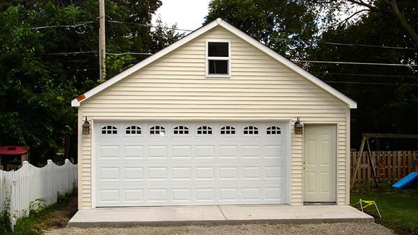 skokie garage builders