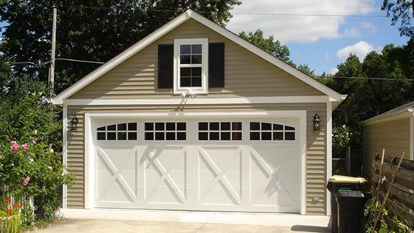 bartlett garage builders