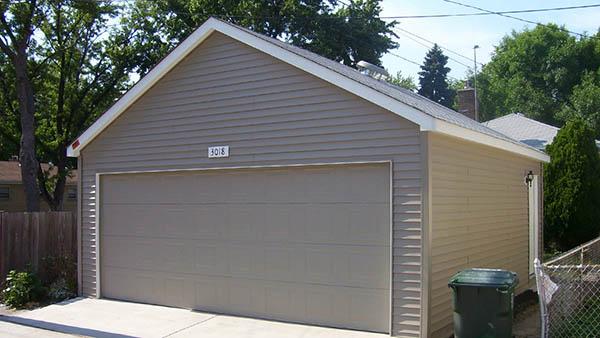 lombard garage builders