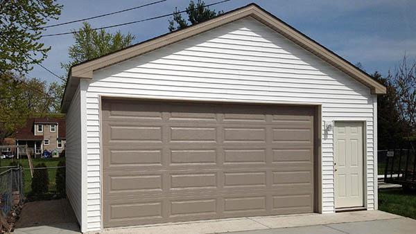 mount prospect garage builders