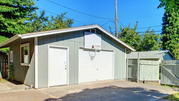 oak park garage builders