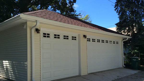 plainfield garage builders